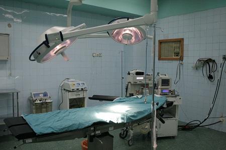 بستری در بیمارستان و مراقبت پس از عمل