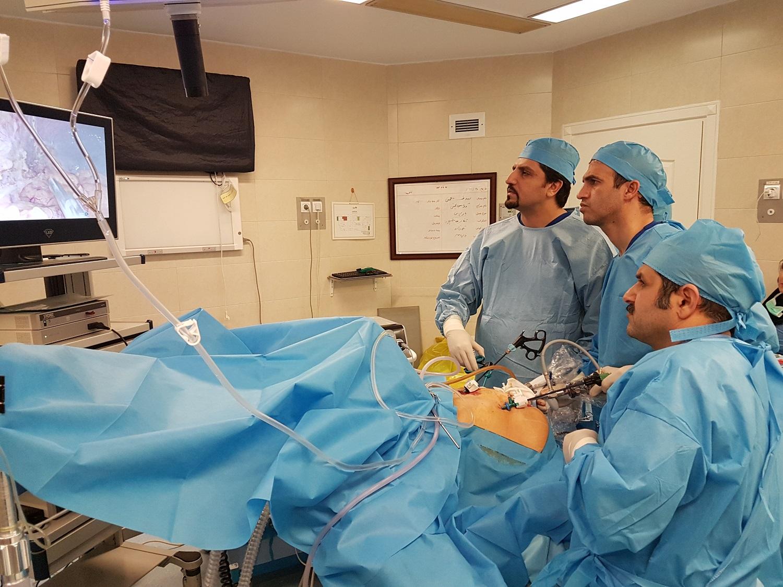 جراحی چاقی اسلیو معده