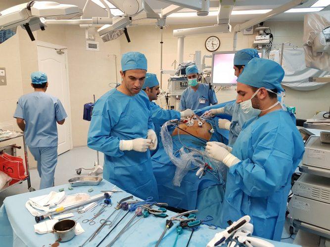 فیلم جراحی چاقی