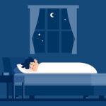 خواب و لاغری
